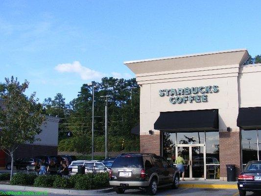 StarbucksWoodhill
